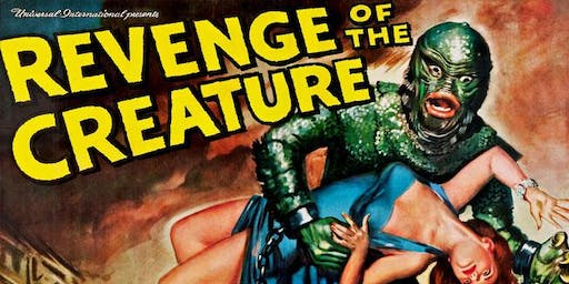 Revenge Of The Creature (1955) 3-D Screening