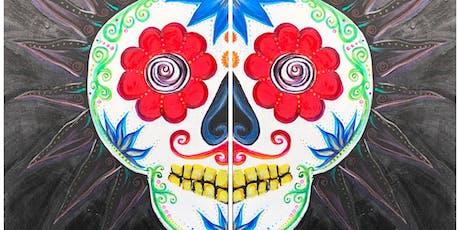 Sugar Skull Paint Night at La Mexicana tickets