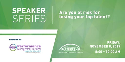 Speaker Series - Engaging and Retaining Top Talent