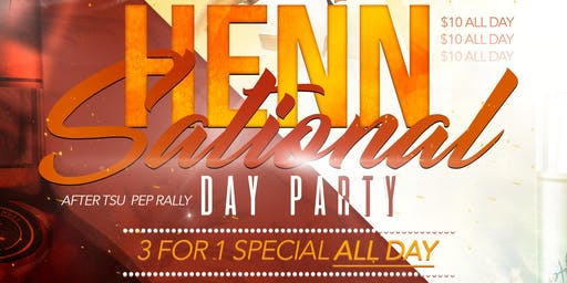 HennyGang Day Party