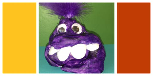 Spirit Night for Oakland Day School - Squishy Monster Workshop (18 months-6 years)