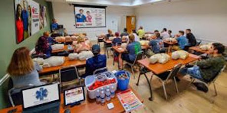 CPR AED BLS First Aid ACLS and PALS Pompano Beach by cpr florida tickets