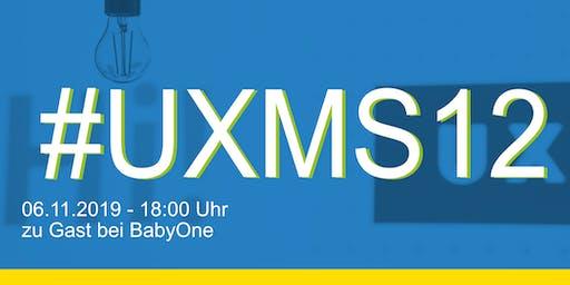 UXMS Meetup - #UXMS12