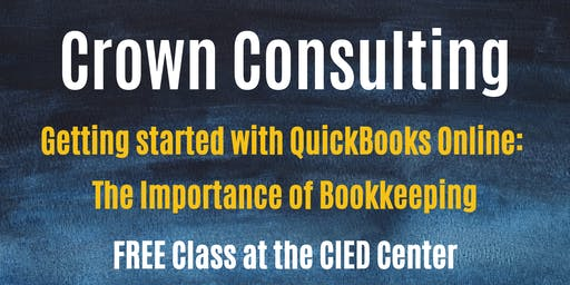 FREE QuickBooks Online Introductory Class