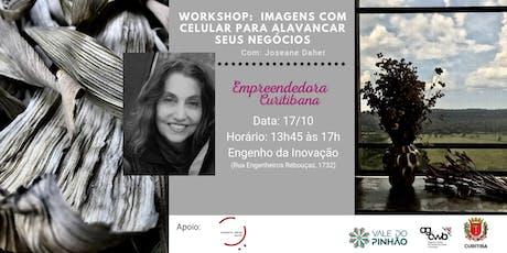 Workshop:  imagens com celular para alavancar seus negócios ingressos