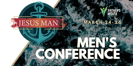 Jesus Man Conference tickets