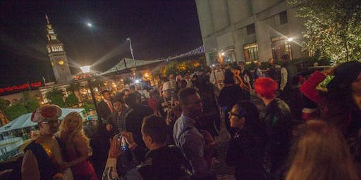 Haunted House on the Embarcadero - Rooftop Event