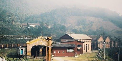Paranapiacaba de trem turístico: roteiro histórico e ecológico