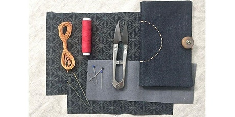 Intro to Sashiko Stitching with Lynn Ursic - Beginner Hand Sewing Class (02-29-2020 starts at 1:00 PM) tickets