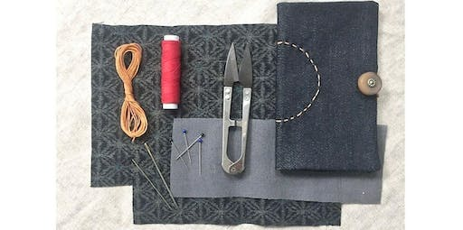Intro to Sashiko with Lynn Ursic - Beginner Hand Sewing Class (2019-11-09 starts at 1:00 PM)