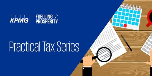 NZ Practical Tax Series - 2019 New Zealand tax update in Sydney