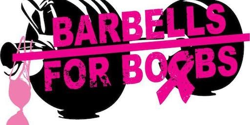 Unbroken Fitness - Barbells 4 Boobs Fundraiser