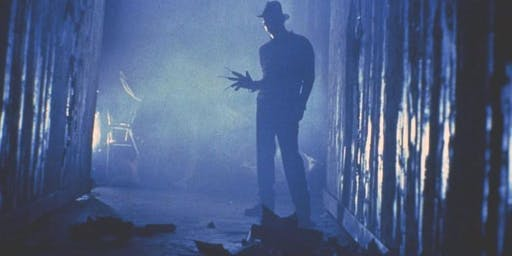 80's Horror Slashback Halloween Benefit