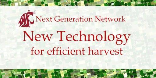 New Technology for Efficient Harvest