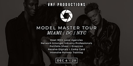VNF Productions - MASTER MODEL TOUR tickets