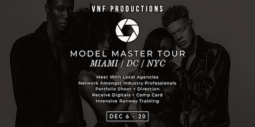 VNF Productions - MASTER MODEL TOUR