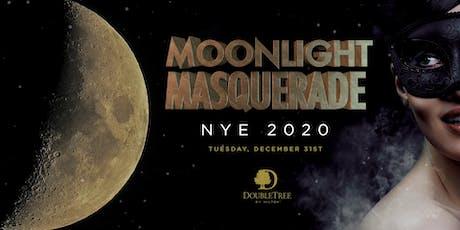 NYE 2020 Moonlight Masquerade @ Double Tree Hilton tickets