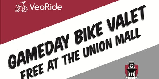 Game Day Bike Valet