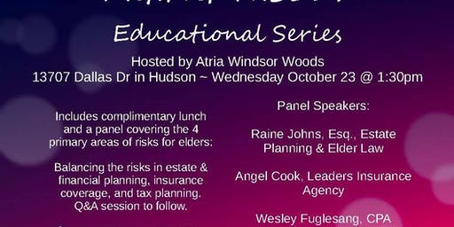Aging Wisely Educational Series