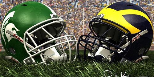 Ultimate Fan Experience: Michigan vs Michigan State Football Game