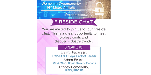 Women in Cybersecurity (WiCyS) - Fireside Chat with RBC