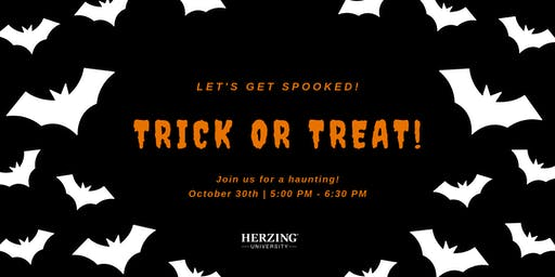 Community Trick-or -Treating & Raffle
