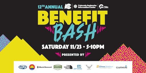 12th Annual CAIC Benefit Bash