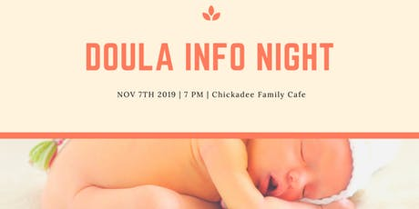 Meet the Doula Night tickets