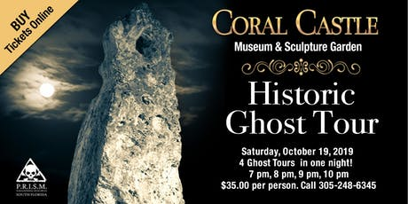 Historic Ghost Tour tickets