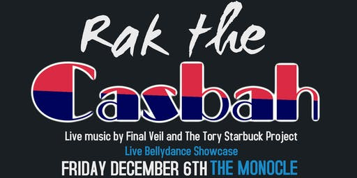 Rak The Casbah: A Night of Belly Electric Rock with Final Veil
