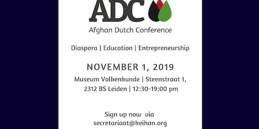 Afghan Dutch Conference