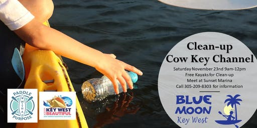Clean Up Cow Key Channel