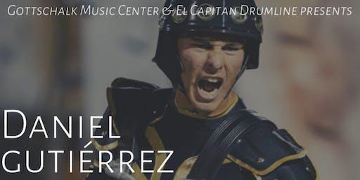 Daniel Gutièrrez Percussion Clinic