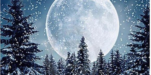 Wine & Paint Night  -  Winter Moon
