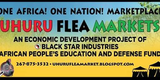 One Africa! One Nation! Market Place: Uhuru Flea Market