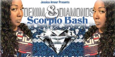 Denim & Diamonds Scorpio Bash tickets