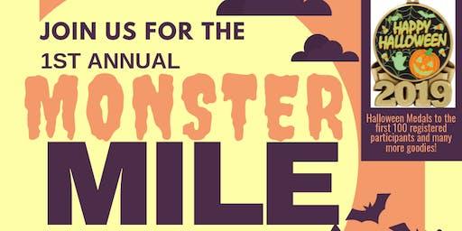 1st Annual Monster Mile