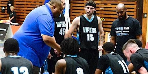 Jan 26th  - Vipers Pro Basketball  Vs. Wisconsin Blaze