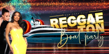 REGGAETON NYC Boat Party Yacht Cruise: December 14th  tickets