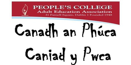 'Canadh an Phúca / Caniad y Pwca' - Concert tickets