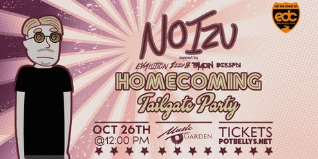 Noizu Homecoming Tailgate tickets