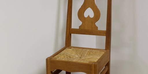 Build a Voysey Two-Heart Chair with Nancy Hiller