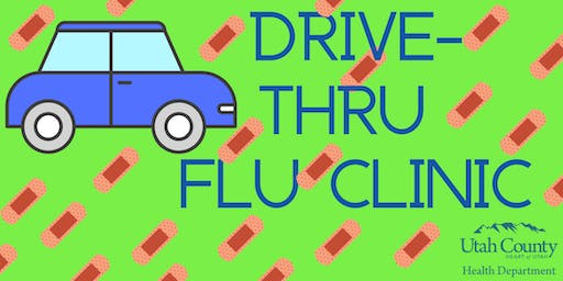 Drive-Through Flu Shot Clinic