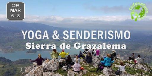 RETIRO YOGA & SENDERISMO EN SIERRA DE GRAZALEMA (CÁDIZ)