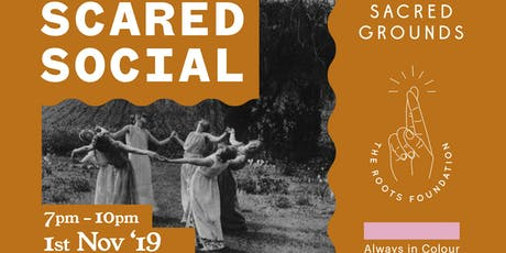 Scared Social tickets