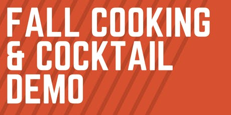 Fall Cooking & Cocktail Demo @ Casa Caña! tickets