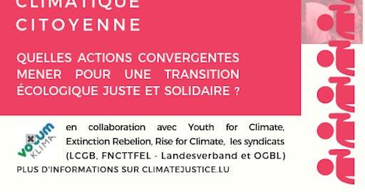 Citizen Climate Assembly