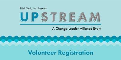 UPSTREAM: Volunteer Registration