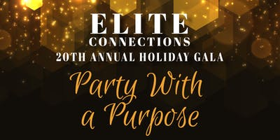 Party With a Purpose Holiday Charity Gala