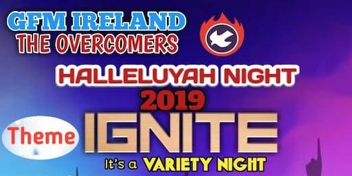 Halleluyah Night